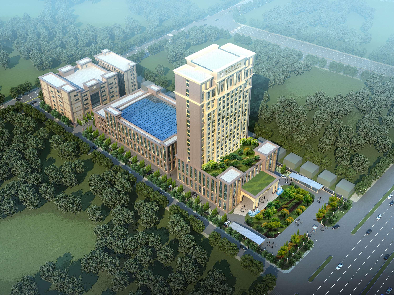吴川裕达酒店